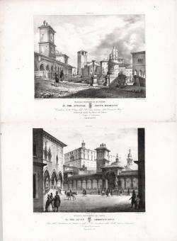Piazza Contarena di Udine…