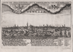 Venetia Urbs Italiae...