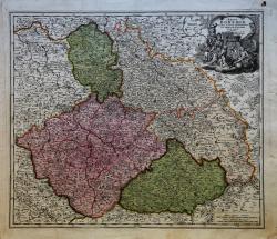 Regni Bohemiae Ducatus...