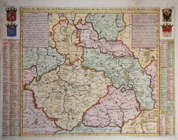 Carte du Royaume de Boheme…