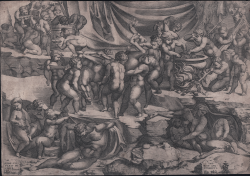 Bacchanal with Putti...