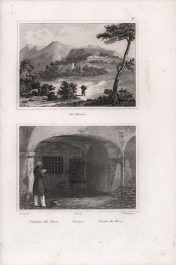 San Marino / Prigione del...