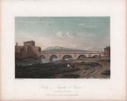 Bridge of Augustus at...