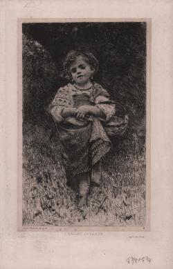 L'enfant au panier