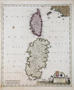 Insularum Sardiniae et...