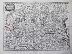 Lombardia oder Lands Carte...