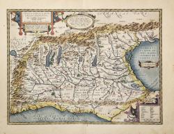 Italia Gallica, sive Gallia...