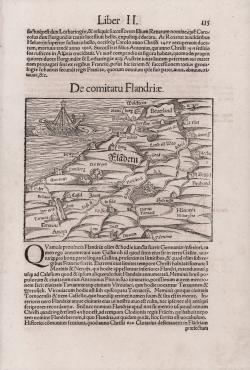 De Comitatu Flandriae.