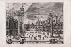 Platea Divi Marci Venetiis