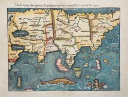 Tabula orientalis regionis,...