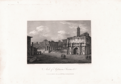 Arch of Septimius Severus & C.
